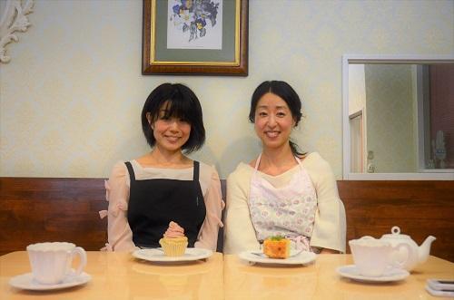 明るい素敵姉妹のマクロビオティックカフェ!カフェ アムリタ【押上】≪中編≫